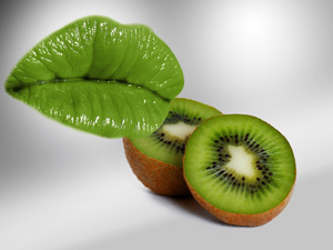 Le kiwi permet de perdre du poids