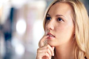 Conseil 1 pour arrêter de grignoter : Réfléchir