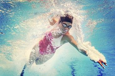 comment nager pour maigrir