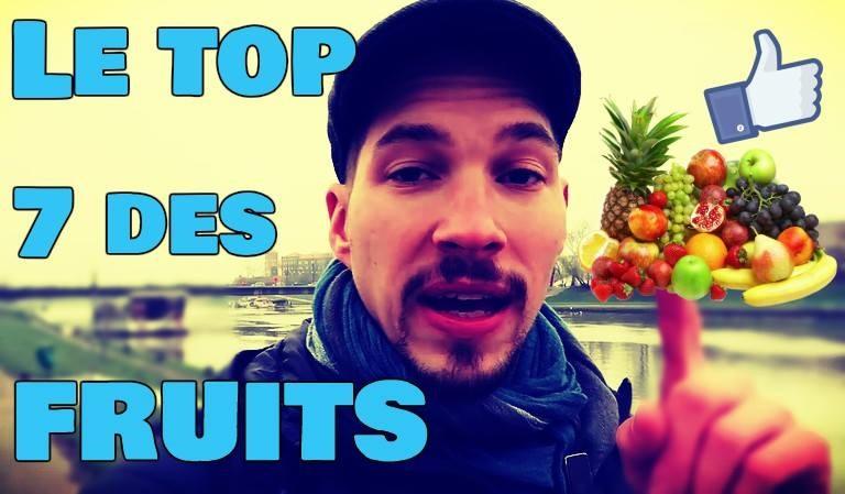 Le top 7 des fruits pour maigrir