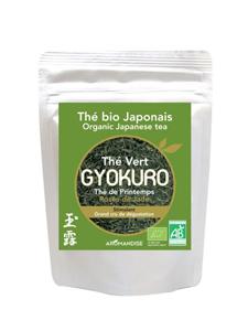 le gyokuro est un thé vert de haute qualité
