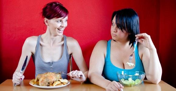 Comment maigrir sans sport ni regime et en mangeant autant que l'on veut ?