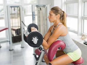 la musculation est adaptée aux femmes