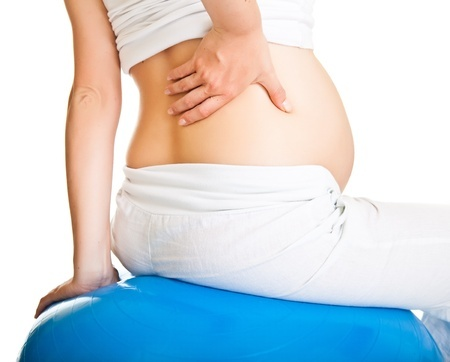 Pilates enceinte