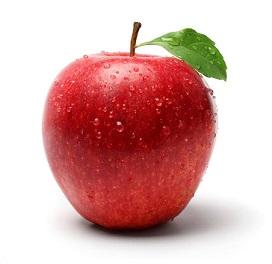 pomme aliment brule graisse