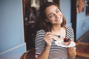Choisir un régime adapté peut aider à se motiver pour perdre du poids.