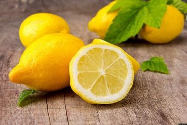 regime a base de citron