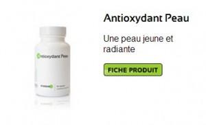 Antioxydant-Peau