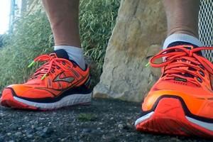 porter des baskets conçus pour le running
