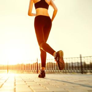 courir le matin à jeun