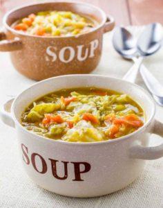 Recette soupe aux choux Brule graisse : Quels Résultats
