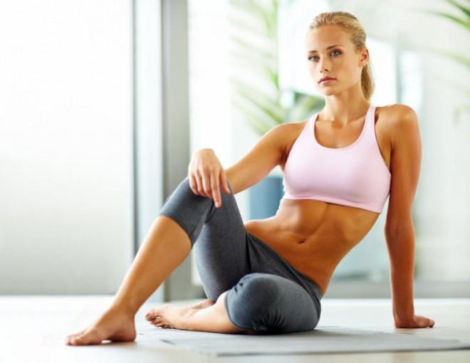 abdos pilates