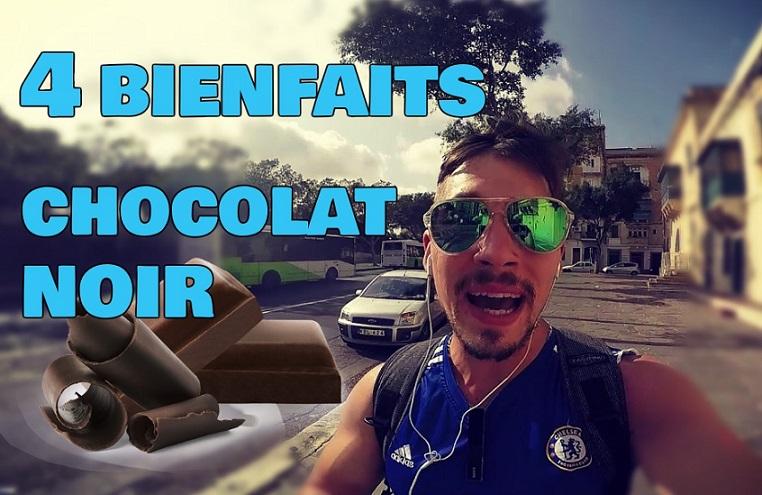 Les bienfaits du chocolat noir sur la santé sont nombreux