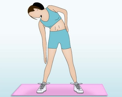 flexion-buste