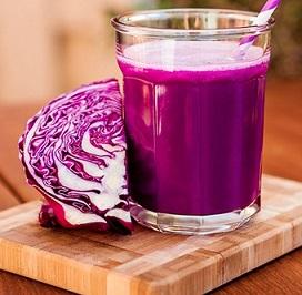 Vous pouviez varier les choux dans vos recettes jus detox anti-ulcère