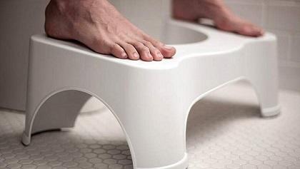 tabouret toilette